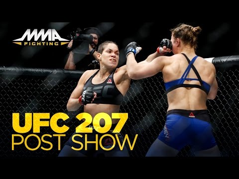 UFC 207 Results: Amanda Nunes Knocks Out Ronda Rousey