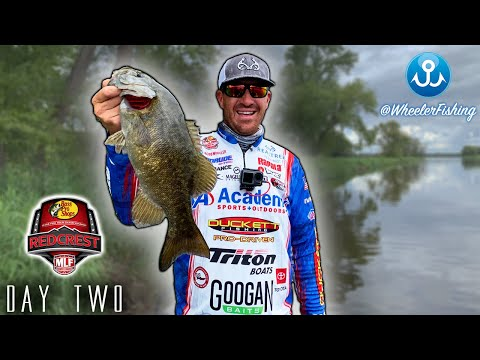 Day Two: REDCREST - Major League Fishing Championship