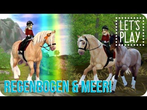 Paard redden, regenbogen en zwevende mensen! - Update   LET'S PLAY   Daphne - Zoey Winterson