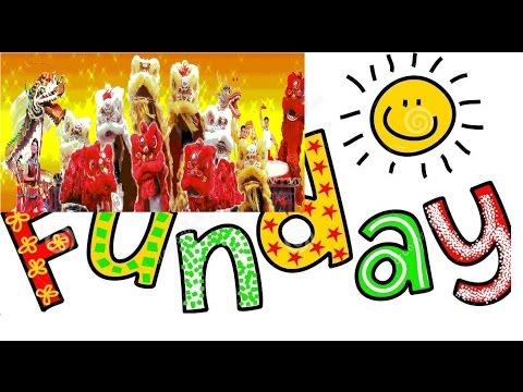 Clip Lion, Lion dance 2017, All Lion usa, family viewing Lion dance fun 2017