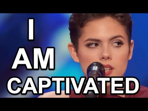 Top 5 AMAZING, CAPTIVATING & UNEXPECTED MOMENTS on America's Got Talent - They CAN SING!!!