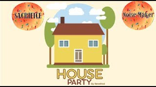 Roblox House Party  How to get Sacrifice and Noise Maker badge