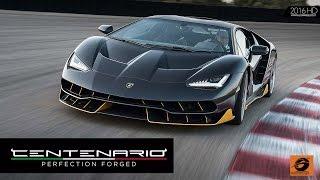 Lamborghini Centenario tested at Nardò Technical Center. Lamborghin...