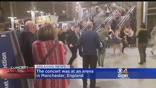 Suicide Bomber Attacks Ariana Grande Concert In Manchester