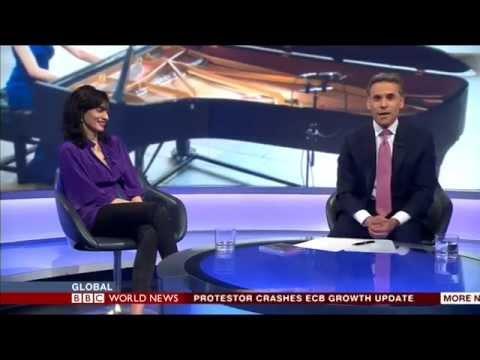 Dr Tanya Ekanayaka - Interview on BBC World Global News TV on 15/04/2015