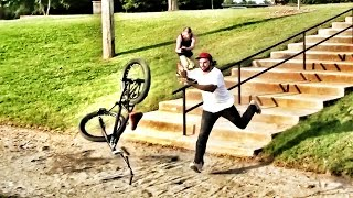 A Philthy BMX Crash compilation | Philthy Slams