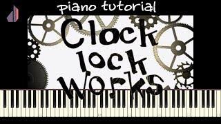 Video Clock Lock Works (Miku) [Hachi] | Synthesia Piano Tutorial download MP3, 3GP, MP4, WEBM, AVI, FLV Agustus 2018