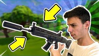 פורטנייט - הסקאר החדש!?! (הנשק הכי חזק במשחק!!)