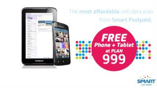 Smart Postpaid Unli Data Plan 999