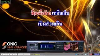 วณิพก - Karaoke กีตาร์สด