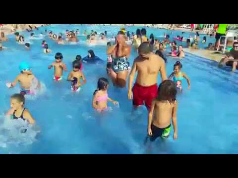 Ryan et Rima à Rokya Aqua Park, Rabat, part 3