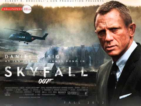 Skyfall Helicopter Scene SongBoom Boom  the Animals
