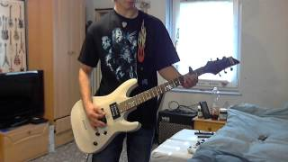 Trapt - Stand Up (Guitar Cover) HD
