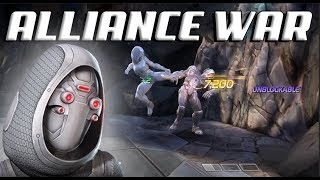 Alliance War | Tier 1| Ghost Gameplay | Marvel Contest of Champions