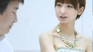 ICECup Noodle Lite Intro Mr.X 篠田麻里子 篠田麻里子 検索動画 20