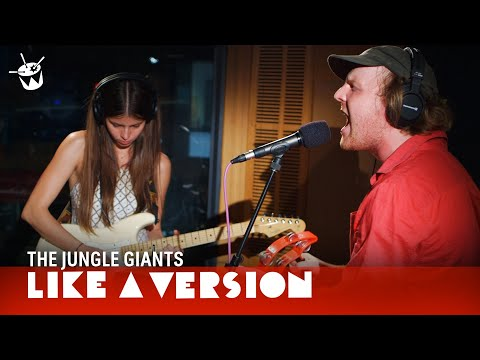 The Jungle Giants cover Cut Copy 'Lights & Music' for Like A Version
