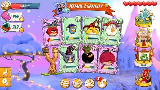 Angry Birds 2 : Kemalios Games Daily Challenge and King Pig Panic