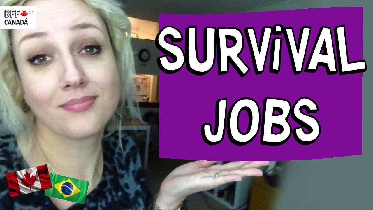survival jobs em vancouver o que evitar survival jobs em vancouver o que evitar