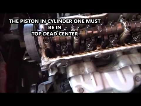 TOYOTA 2E Replacing new Valve Stem Oil Seals without removing the Cylinder Head