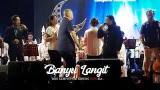 BANYU LANGIT - DIDI KEMPOT FT KIDUNG ETNOSIA ( LIVE ORCHESTRA )