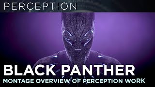 BLACK PANTHER MONTAGE OF PERCEPTIONS WORK