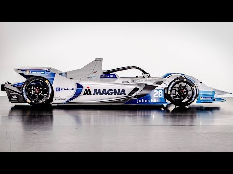 An amazing story in 2.8 seconds - BMW i Motorsport.
