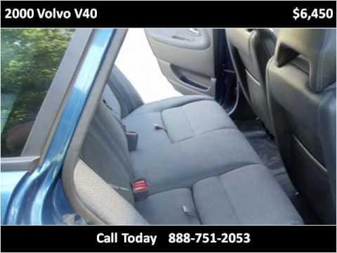 2000 Volvo V40 Used Cars Peekskill NY