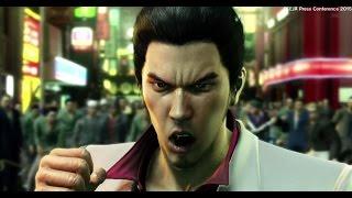 Yakuza: Kiwami - Official TGS 2015 Trailer