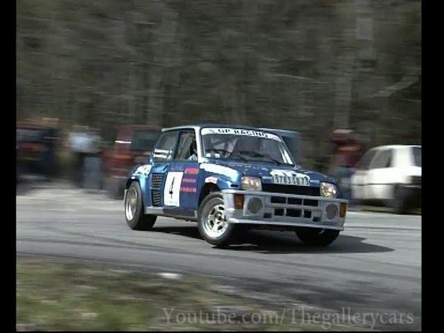 Testing a Renault 5 Turbo R5 Turbo Test