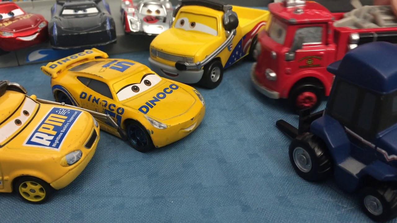 cars 3 rust eze adventures season 2 episode 8 cruz ramirez youtube