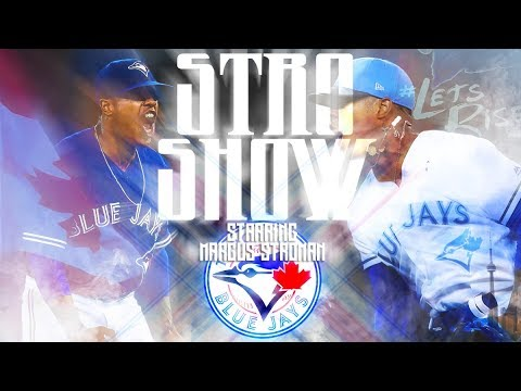 Marcus Stroman | 2017 Blue Jays Highlights ᴴᴰ