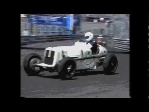 4th Historic GP Monaco 2004 Pre '47 Voiturette Racing Cars