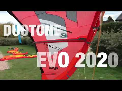 Duotone Evo 2020 maintenant disponible chez Zephcontrol