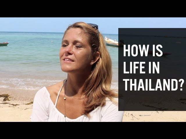 What is life in Thailand like for a fruit lover?