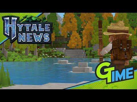 ES GIBT EINE HYTALE DEMO + NEUES GAMEPLAY UND MUSIK! - HYTALE NEWS DEUTSCH   GAMERSTIME