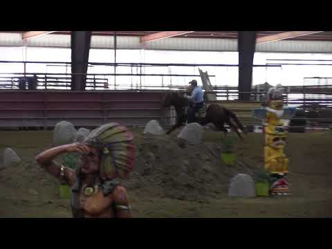 2017 EXCA World Championships - Steve Barrett - Ride Smart Finals