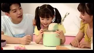 수제 아이스크림 만들기 간식메이커