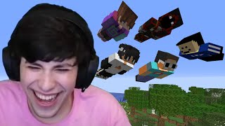 The Funniest Minecraft Challenge Ever...