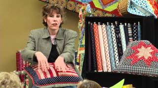 Repeat youtube video What To Quilt On Your Quilt