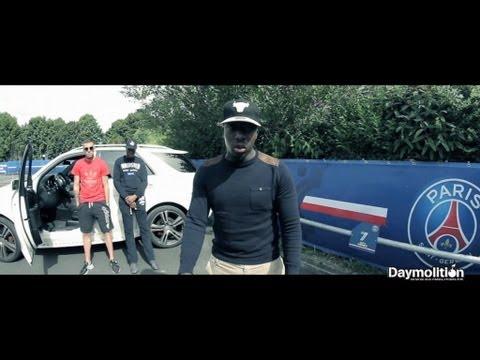 Jérémy Ménez défie Mike Lucazz en freestyle - Daymolition