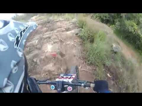Downhill Ubaté - Tercera Valida copa cundinamarca de dh 2014 - Arturo Castilla