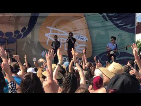 """Saint Motel - """"My Type"""" at the Sharkwrecked Riptide Music Festival"""