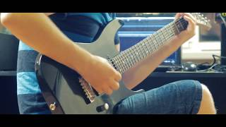 August Burns Red - The Wake (Instrumental, guitar cover)