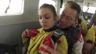 Saut en Parachute @ Skydive Spa