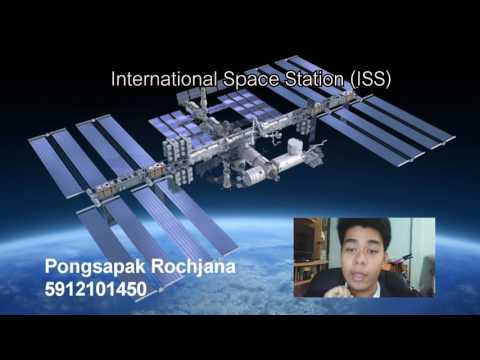 Space Station Technology 1450 1480 1600