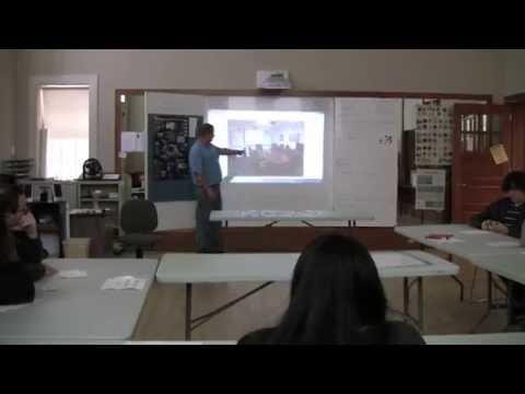 Hudson Valley Pathways Academy scholars visit Schatz Bearing Corp.