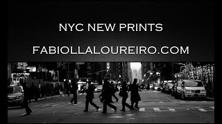 NYC NEW PRINTS - © FABIOLLA LOUREIRO