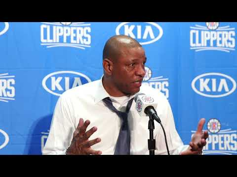 Doc Rivers Postgame Press Conference vs Nuggets 01-17-18