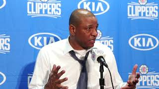 Doc Rivers Postgame Press Conference vs. Nuggets 01-17-18