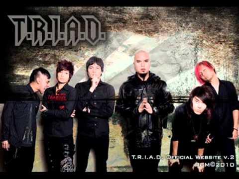 T.R.I.A.D - Ratu hatiku (audio) HQ